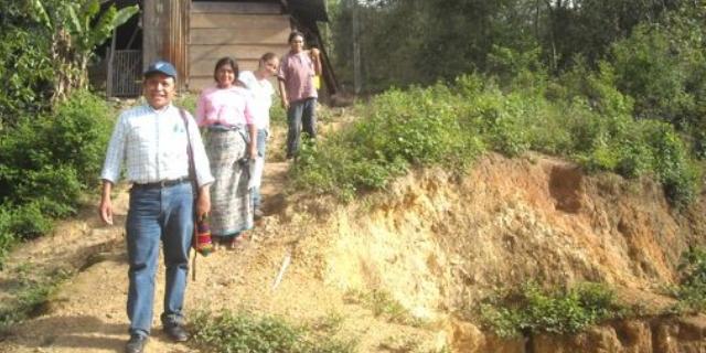 Rabinal, Baja Verapaz, Guatemala, peace research