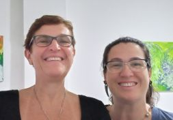 Ana Luiza da Gama & Lara Goes da Costa