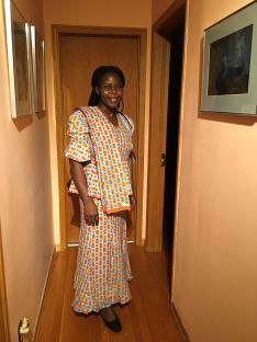 Namakula Evelyn Mayanja