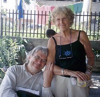 Nigel & Antonia Young